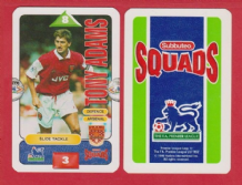 Arsenal Tony Adams England S95